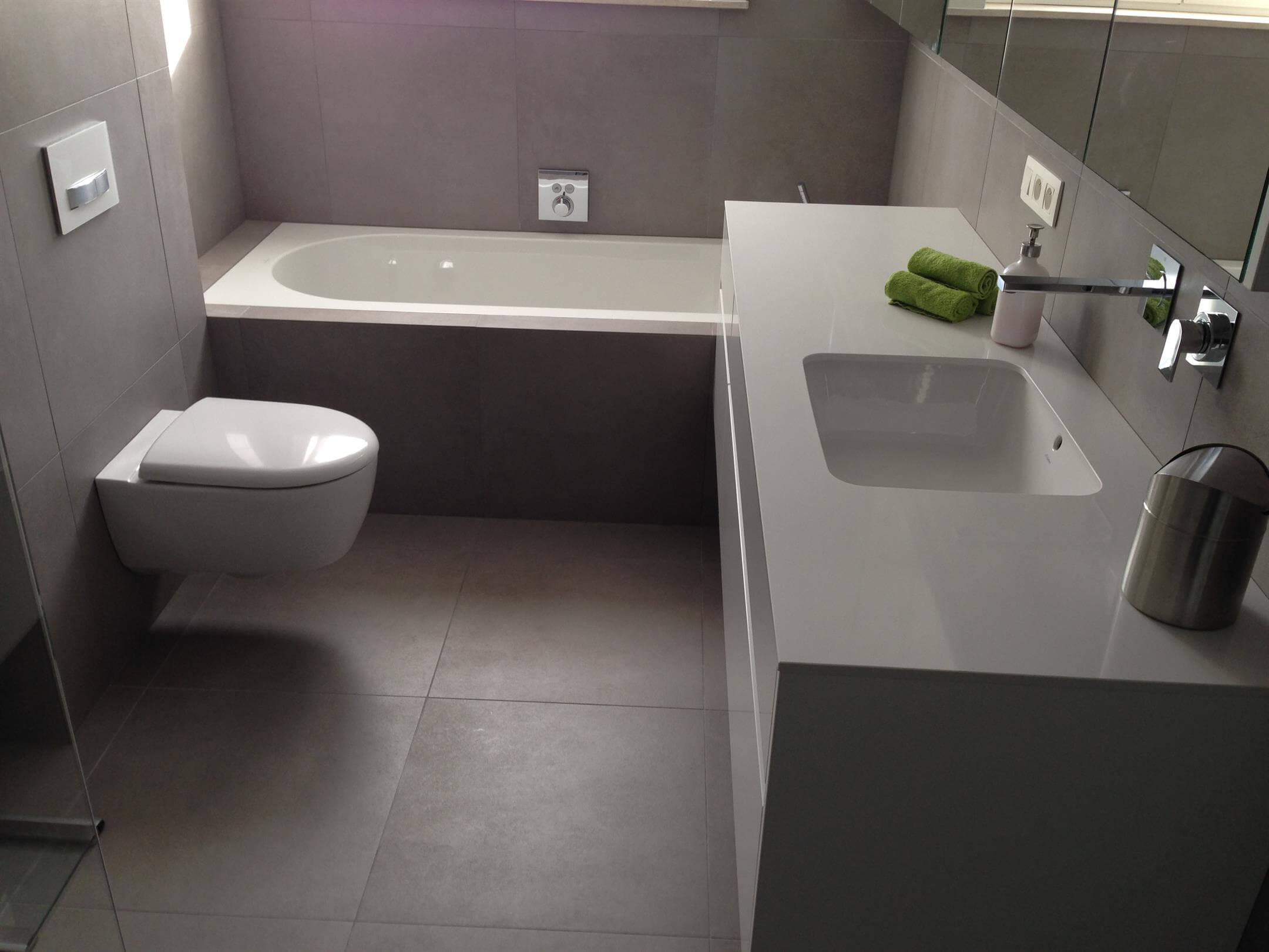 Alpa renovatie renovatieonderneming in brugge projecten - Rustieke wc ...